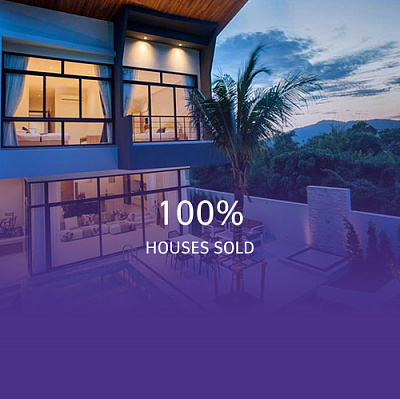 Complex promotion of the property project in Phuket (Thailand)